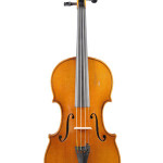 German Violin, c. 1920, labeled Copy of Joseph Guarnerius made in Germany. Sold for: $1,599